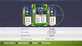 Icon Snipe Of The Year-- Best Snipes- 6 Million Coin Profit- Fifa 18 Ultimate Team