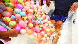 EXTREME 1000  BATH BOMBS CHALLENGE