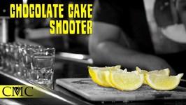 How To Make Chocolate Cake Shots