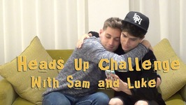 Heads Up Challenge With Sam And Luke - Scrambled - Episode 6