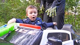 Frankenstein Halloween Silly Funny Spooky Scary Kids Video