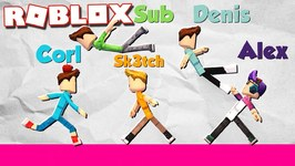 IF STICK FIGHTING WAS IN ROBLOX!