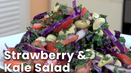 Strawberry And Kale Salad