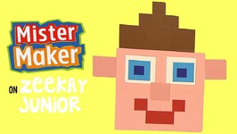 Giant Mister Maker - Mister Maker's Arty Party