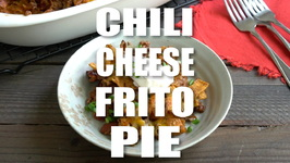 Chili Cheese Frito Pie