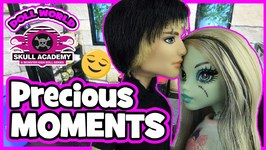 Monster High Original Doll Series Skull Academy s2 ep17