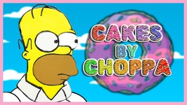 Homer Simpson Cake (How To)