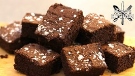 Keto Chocolate Brownies - Low Carb Snack