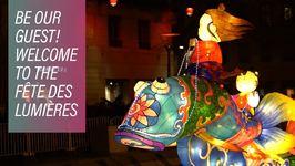 Lyon Illuminated - The festival of light returns