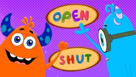 Open Shut Them - Momo Beats - Kindergarten Songs And Videos For Babies
