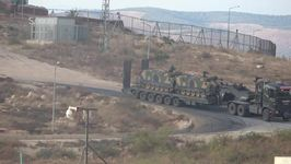 Turkish Forces Deployed At Syrian Border Before Expected Military Operation