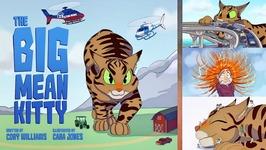 The BIG Mean Kitty - Children's Book Kickstarter Campaign
