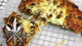 Vegemite Pizza