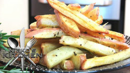 How To Make Potato Fries / Chips
