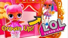 LOL Surprise Dolls Birthday Wish All Grown Up Transformation Custom