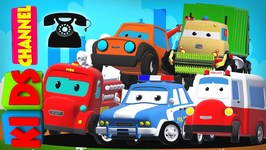 Kids Channel - Road Rangers - Original Songs for Children - Who are You Going to Call