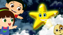 Twinkle Twinkle  Children's Popular Nursery Rhymes