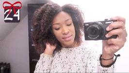 Maquillage Simple Naturel / Bio Quotidien - Vlogmas 24