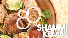 How To Make Shammi Kebabs - Ground Mutton Or Beef Patties