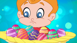 Pink Blue Green Yellow Red - Easter Special Original Songs for Kids