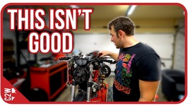 Did that mess the brakes up - Wrecked Bike Rebuild - Ep. 11 - Ducati