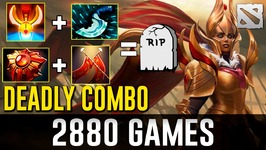 Legion Commander Deadly Combo - 2880 Matches-  Dota 2