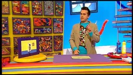 A Scary Surprise Picture - Mister Maker