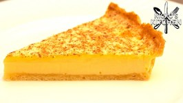 How To Make A Custard Tart