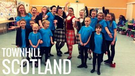 Townhill, Scotland - Highland Fling