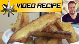 How To Make Potato Wedges