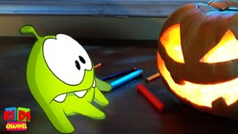 Halloween Special - Om Nom Stories - Episode 5 - Cartoon Videos by Kids Channel