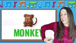 Phonics Songs For Children Letters M N O - Sign Language For Babies- Learn English