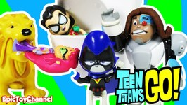 Teen Titans Go Parody Robin Can't Remember Anything And Cyborgs Mom Gives Advice