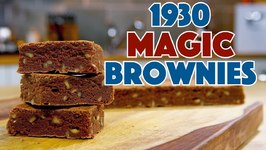 1930 Depression Era Magic Brownies