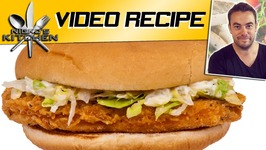 Mcdonalds Chicken Mcspicy Burger