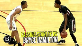 Cassius Stanley Vs Bryce Hamilton For Championship But Super-Fan Steals The Show Full Highlights