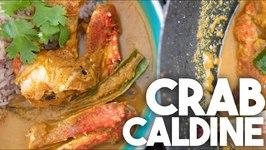 Best Goan Crab Caldine, Caldeen Or Caldinho Ever