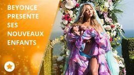 Le choc : Beyonce présente ses jumeaux