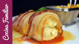 Pechuga de pollo rellena - Recetas de pollo muy sabrosas