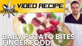 Baby Potato Bites - Finger Food