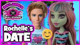 Monster High Original Doll Series Skull Academy s2 ep33