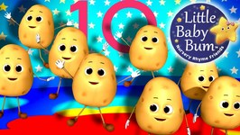 One Potato Two Potato - Numbers Song
