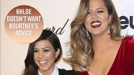 Khloe Roasts Kourtney On Jimmy Kimmel
