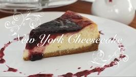 New York Cheesecake / Recetas De Cheesecake