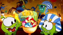 Ancient Egypt - Om Nom Videos - Cartoons For Children by Kids Channel