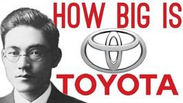 How Big is Toyota - Theyve Owned 27 of Tesla Motors