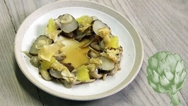 A Winter Sunchoke Dish