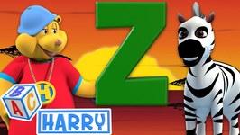 The Letter Z - 3D