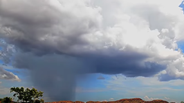 Timelapse Captures Electrical Storms in Kimberley, Western Australia