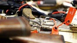 51,000 Illegal Firearms Surrendered in National Gun Amnesty